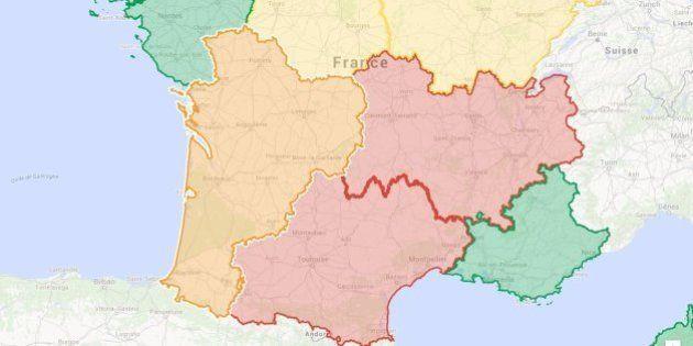 Nouvelle Aquitaine devrait être le nom de la grande région du