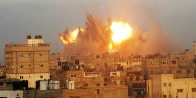 Vu du Sénat #62: Gaza à