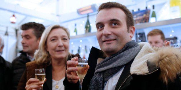 Le FN en tête au 1er tour des élections régionales en Alsace-Lorraine