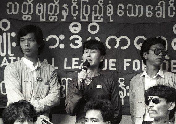 Le parti au pouvoir en Birmanie reconnaît la victoire de l'opposante Aung San Suu Kyi, annoncée