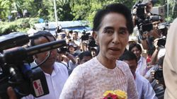 Le parti au pouvoir en Birmanie reconnaît la victoire d'Aung San Suu