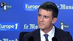 Valls à Macron: