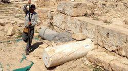 Une découverte archéologique sans précédent sur l'île de