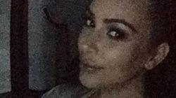 Kim Kardashian fête ses 45 millions de fans sur Instagram à sa