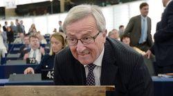 Juncker élu président de la Commission