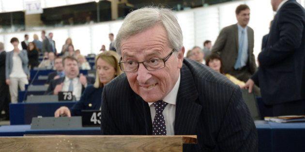 Jean-Claude Juncker élu président de la Commission européenne par le
