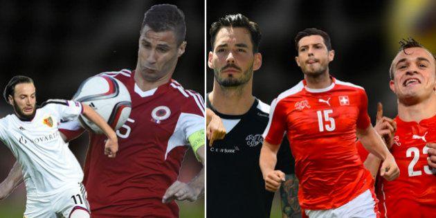 Connaissez-vous les joueurs d'Albanie-Suisse? (Et surtout savez-vous prononcer leur