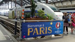 SNCF, Air France, éboueurs: l'Euro galère commence pour les
