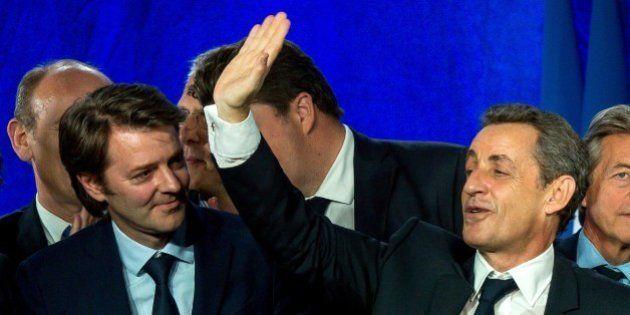 En campagne aux frais de son parti, Sarkozy accuse Valls de faire campagne aux frais de la