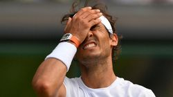 Blessé à Roland Garros, Nadal est forfait pour