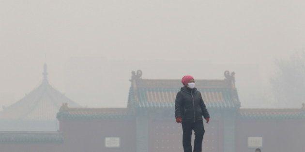 Chine : la pollution provoque une vague d'