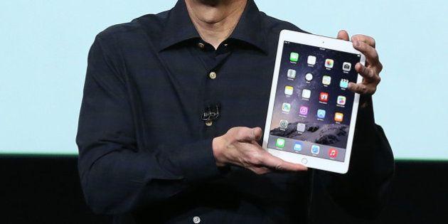 PHOTOS. iPad Air 2, iMac Retina: prix, dates de sortie, caractéristiques... tout savoir du keynote