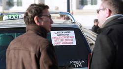 Les taxis ragent contre Uber. Et les autres