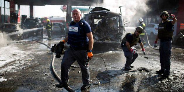 Premier civil israélien tué par un tir de roquette près de