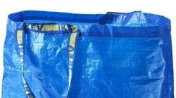 Le sac Ikea ne ressemblera bientôt plus à