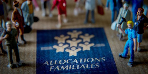 Allocations familiales: le principe