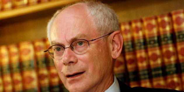 Président du Conseil européen: qui pour remplacer Herman VanRompuy