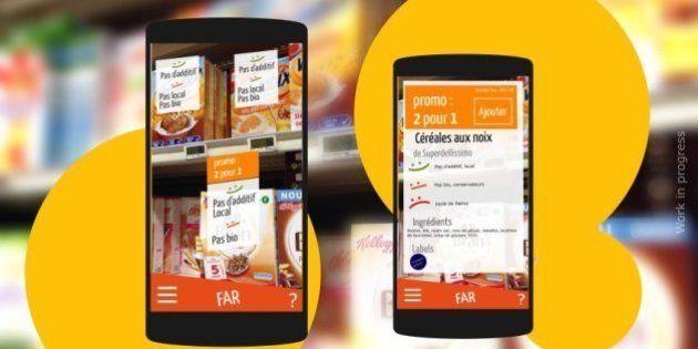 Intolérant au gluten? Cette appli veut vous éviter la fastidieuse lecture de la liste des ingrédients...
