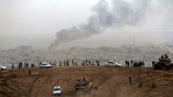 Après un mois de combats, les Kurdes résistent toujours à