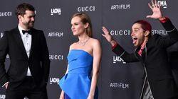 Jared Leto, spécialiste du photobombing, s'est fait plaisir avec Diane