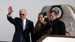 Un fils de Joe Biden renvoyé de la marine pour prise de