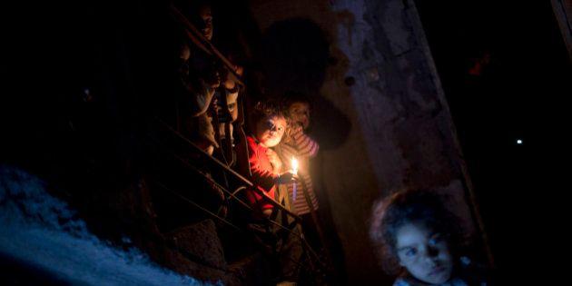À Gaza la violence est partout: un membre de ma famille a été tué, j'ai perdu des
