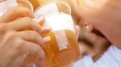 Euro 2016: prendre une bière sans alcool au stade, c'est être en avance sur son