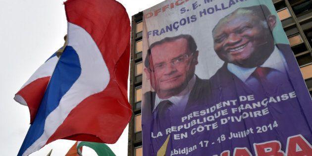 Hollande en Afrique: une mini-tournée entre Côte d'Ivoire et Tchad contre le terrorisme au