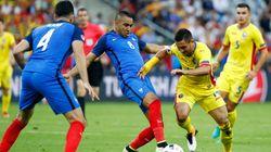 Revivez France-Roumanie et la cérémonie