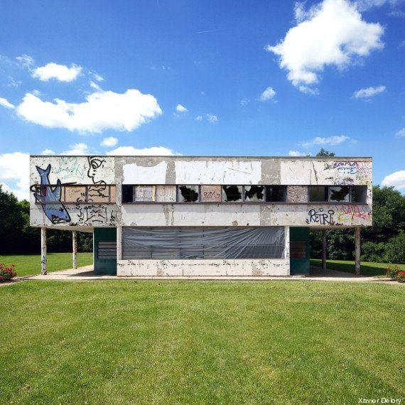PHOTOS. Le Corbusier
