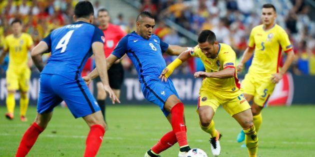 Football Soccer - France v Romania - EURO 2016 - Group A - Stade de France, Saint-Denis near Paris, France...