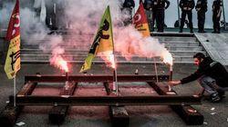 Grève des transports: que risquent des grévistes qui refuseraient les