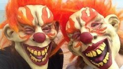 De mystérieux clowns sèment la panique dans le