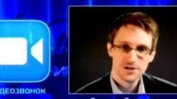 Snowden se justifie d'avoir participé au show