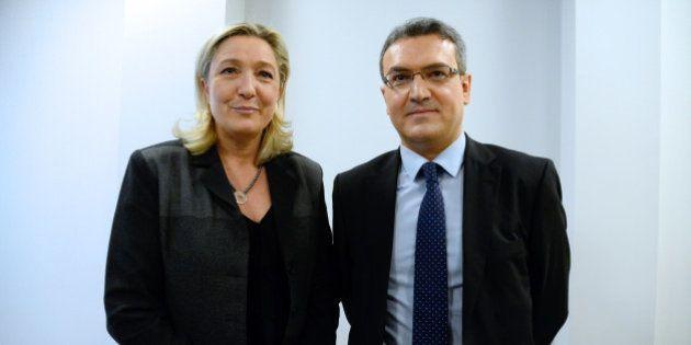 Le départ d'Aymeric Chauprade, nouvel acte du divorce des deux