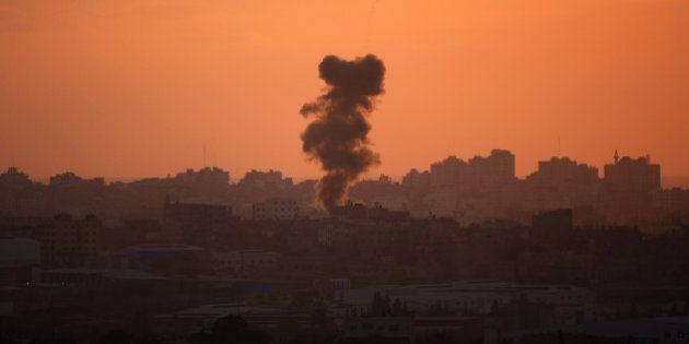 Gaza: Israël et le Hamas vont cesser les bombardements pendant cinq heures
