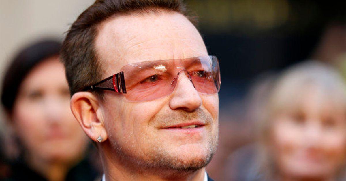 Pourquoi Bono a toujours ses lunettes de soleil ? – Lunettes