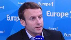 Macron favorable à