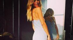 Heidi Klum a besoin de votre avis sur ses bottes (et de conseils