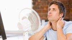 Vous avez chaud? Cinq choses à savoir pour maîtriser votre