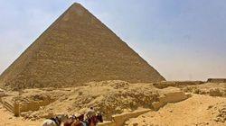 Une chambre secrète découverte dans la pyramide de