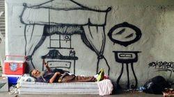 Du street art pour donner vie aux rêves des