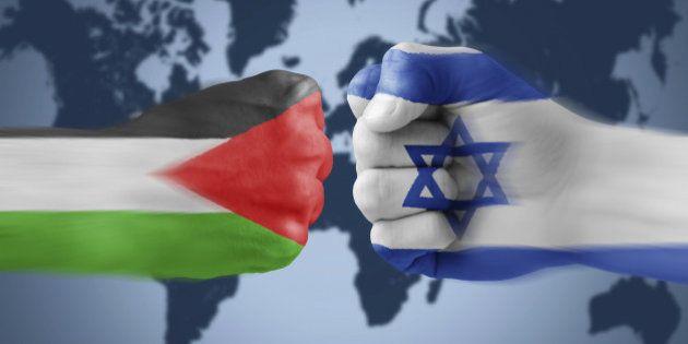 Israel x Palestine - boxing