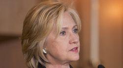 Hillary Clinton (encore) épinglée pour ses