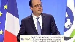 Hollande évoque (déjà) la libération des