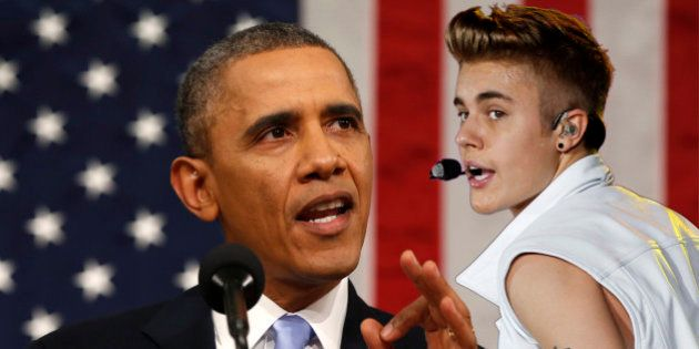 Expulsion de Justin Bieber : la Maison Blanche refuse de