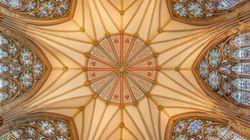 Les plafonds d'églises les plus époustouflants au