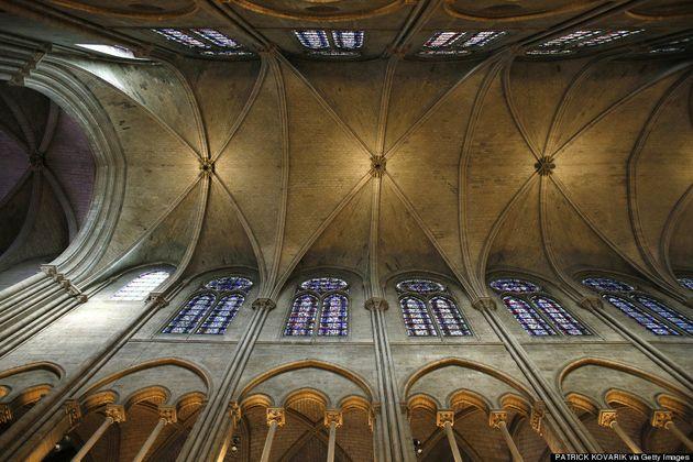 PHOTOS. Les plafonds d'églises les plus époustouflants au