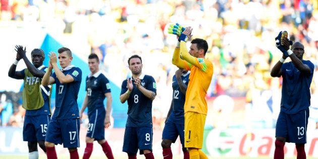 PHOTOS. Classement Fifa après le Mondial: l'Allemagne prend la tête, la France gagne 7