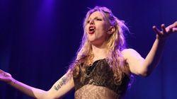 Grève des taxis: Courtney Love demande aux USA d'interdire les voyages en